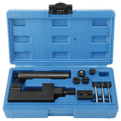 Deluxe Chain Breaker Kit Cutter Rivet Tool 520/525/530/630 Pitch ATV Motorcycle