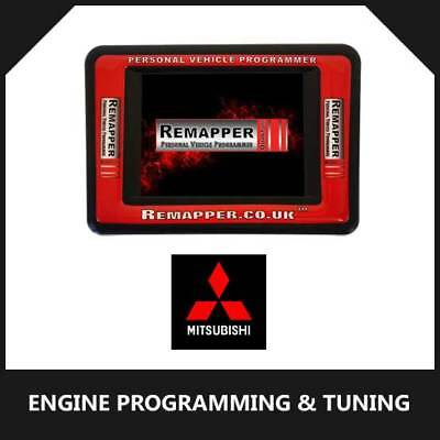 Mitsubishi - Customized OBD ECU Remapping, Engine Remap & Chip Tuning Tool