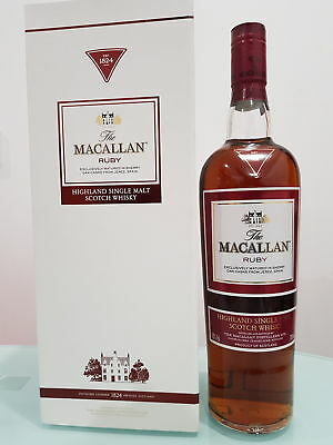 The Macallan Ruby Single Malt Scotch Whisky (700ml)