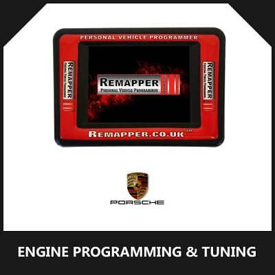 Porsche - Customized OBD ECU Remapping, Engine Remap & Chip Tuning Tool