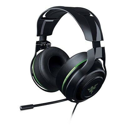 Razer ManO'War Limited Green Edition 7.1 Surround Sound Wired Gaming Headset TS