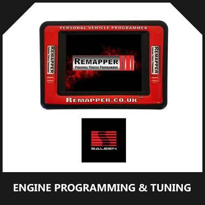 Saleen - Customized OBD ECU Remapping, Engine Remap & Chip Tuning Tool