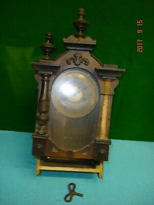 Antique Vienna Style Wall Clock