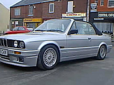 BMW E30 M-Tech 2 Side Skirts (Pair - Left/Right) Cabriolet/Coupe - Brand New!