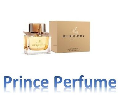 MY BURBERRY EDP NATURAL SPRAY VAPO - 50 ml