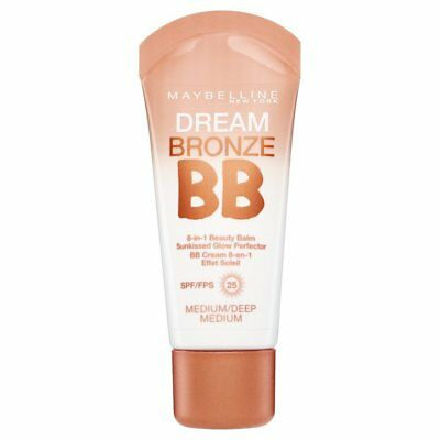 Maybelline Dream Bronze BB Beauty Balm Sunkissed Glow Bronzer  Medium / Deep
