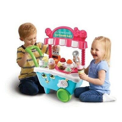 Leapfrog Scoop and Learn Ice Cream Cart 80-600703