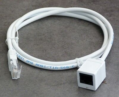 Microphone Extension Lead For Yaesu FT817 / FT857 / FT897 / FT450D/ FT900 etc.