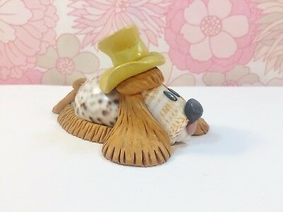 Vintage Retro 70s Magic Roundabout Dougal Shell Ornament by Serge Danot BBC