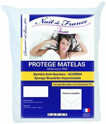 Notte Francia 329 362 80/200 Protegge materasso in (n5o)