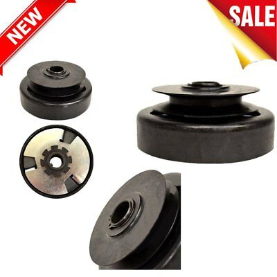 "Centrifugal Clutch Belt Drive With Pulley Go Kart Parts 3/4"" Bore Mini Bikes W#"