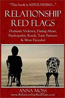 The Big Book of Relationship Red Flags (Paperback or Softback)