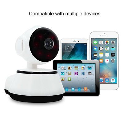 Mini IP Camera 720P Wireless Smart WiFi Camera Surveillance Baby Monitor XX
