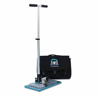 SOS PRO Sub Surface Extraction Tool Stand On Flood Extractor Stainout Systems