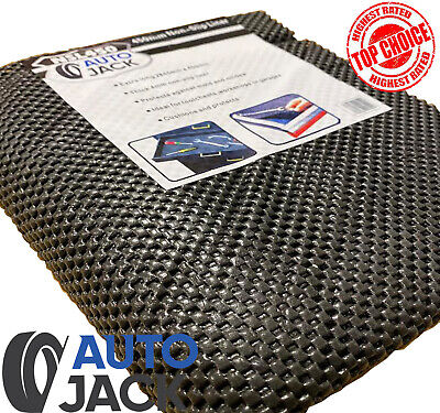 Autojack Large Non Slip Liner Grip Matting Drawer Liner Tool Chest Roll Cab Mat