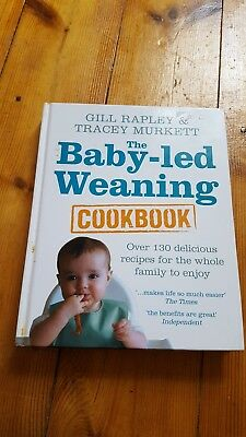 baby led weaning cookbook