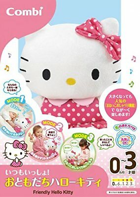 Always together! Friends Hello Kitty