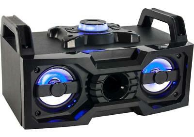 MOBILE SOUNDBOX  PARTY-SOUNDBOX mit USB und BLUETOOTH kompakt Soundsystem