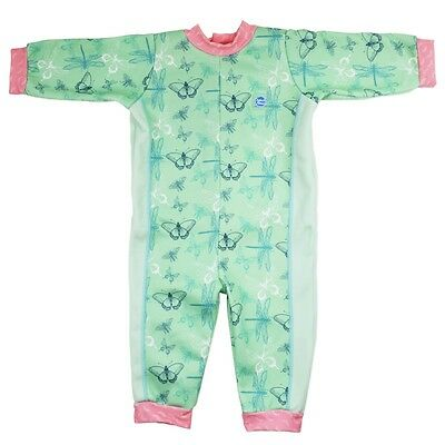 Happy Nappy Baby Dragon Fly Warm In One Wetsuit with UPF 50+ sun protection