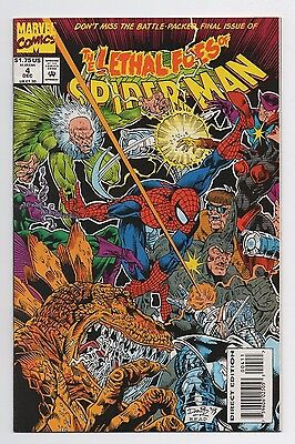Marvel Comics The Lethal Foes of Spider-Man #4 Modern Age