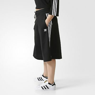 adidas Originals Womens 3-Stripe Culotte Pants | AY5237