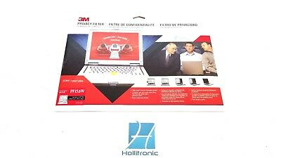 3M PF15.6W Widescreen Laptop / Notebook Monitor Privacy Filter