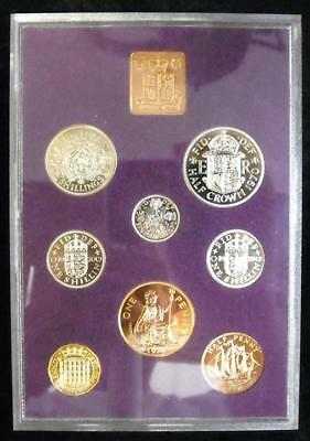 1970 Coinage of Great Britian & Northern Ireland  (A110)