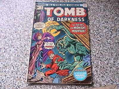 Tomb Of Darkness # 18   Marvel Bronze Age