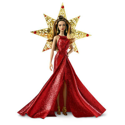 Brand New In Box! Barbie 2017 Holiday Doll - Latina