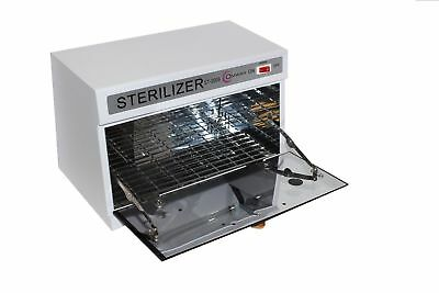Professional UV Tabletop Cabinet Sterilizer Beauty Spa Equipment