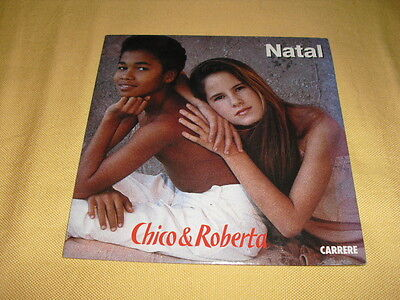 Chico And Roberta ‎– Natal 7'' 45 RPM Single