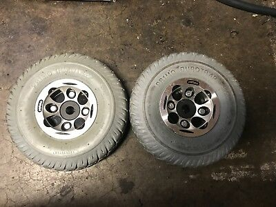 invacare electric wheelchair m51 tires pair