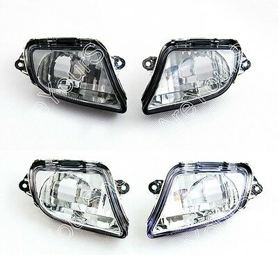 Replacement Front Turn Signals lens for Honda CBR1100XX 1999-2006 2003 2005 BS1.