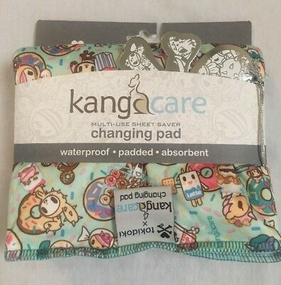 NWT Tokidoki x KangaCare Changing Pad (TokiTreats) Kanga Care Toki Treats
