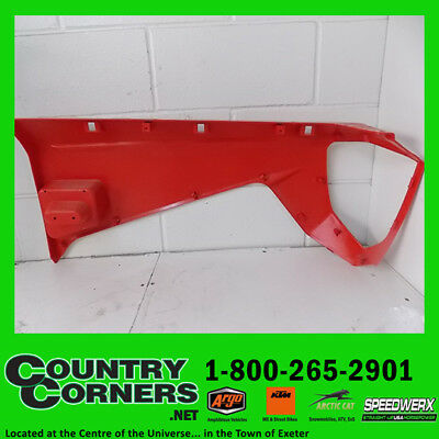 Used 2017 Prowler 500 Rear Fender Panel Right Side, 3307-742