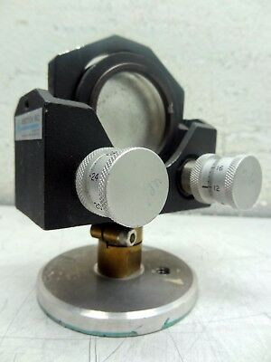 Aerotech Inc. Model Number: Aom110-2 Optical Mount W/ Stand Assembly