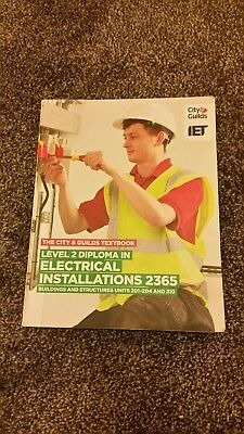 Level 2 diploma in electrical installations city and guilds 2365 textbook