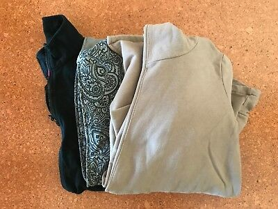 Lot of 3 Maternity Sweatshirts-size M/S-Old Navy, Motherhood, Liz Lange