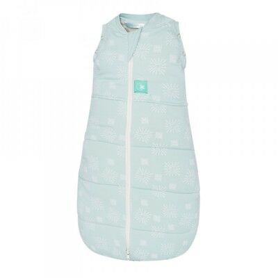 ergoPouch ERGOCOCOON BABY SWADDLE 0.2 TOG Mint Star 0-3 Months