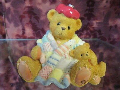 """Cherished Teddies-#215856-""""GET WELL""""-Can't Bear To See You Under The Weather-NIB"""