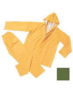 NERI Jacket / Pants PVC Yellow Xxl - Tools Do It Yourself