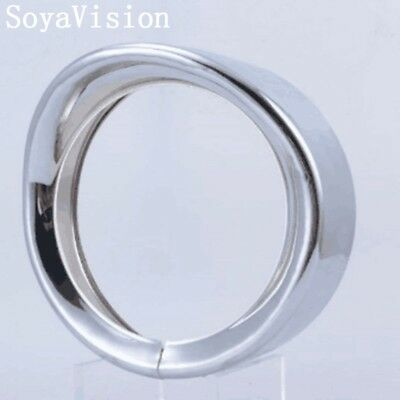Bikers Choice 7 inch Headlight Trim Ring Chrome For Harley Davidson Accessories