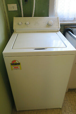 Parts only - Whirlpool 7100 series washing machine