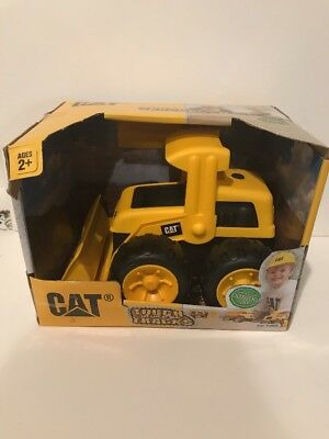 CAT*TOUGH *THE FEEL OF REAL TRACKS* AGES 2+ New Open Box