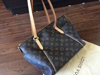 Authentic Louis Vuitton Tote Bag Totally