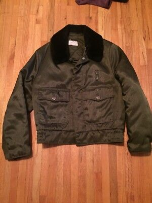 Vintage Butwin Lapd Police Issued Los Angeles Sheriff Jacket Sz. 40