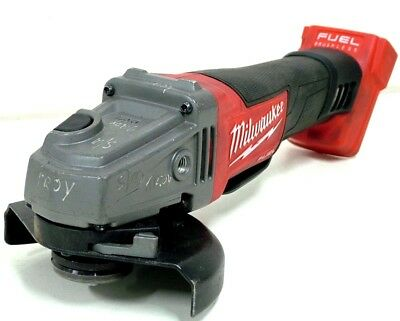 MILWAUKEE 18V CORDLESS BRUSHLESS LI-ION 125mm GRINDER M18 CAG125XPD - TOOL ONLY