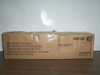 Genuine Xerox 013R00672 Color Drum For Color J75 C75 Press OEM