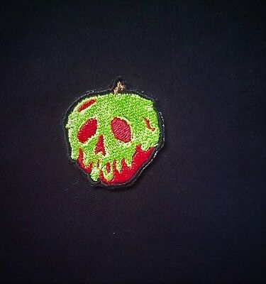 """Disney Snow White  Inspired """"Just One Bite"""" Poison Apple Patch SMALL"""