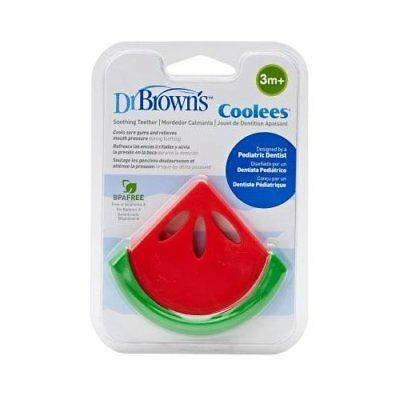 Dr. Brown's Coolees Soothing Teether Watermelon